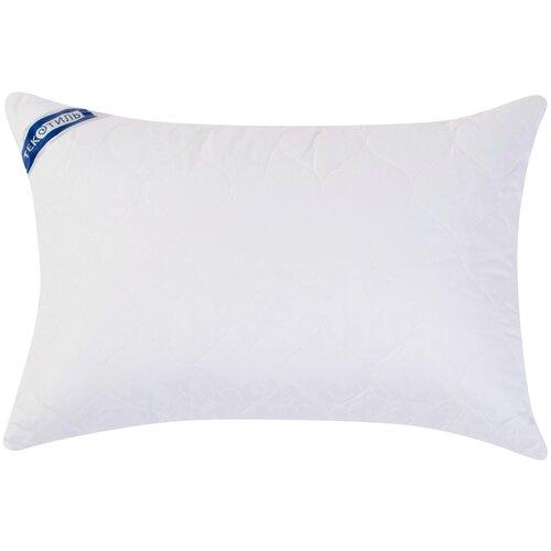 Подушка ТекСтиль Бамбук/сатин 50 х 70 см белый