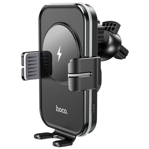 Автомобильное беспроводное зарядное устройство Hoco CA80 Buddy