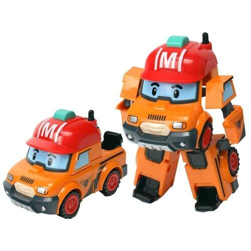 Купить Трансформер Silverlit Robocar Poli Марк оранжевый, Роботы и трансформеры