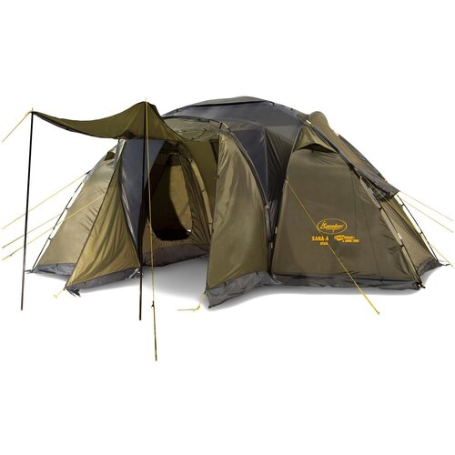 Фото - Палатка Canadian Camper SANA 4 PLUS forest палатка canadian camper rino 3 цвет forest