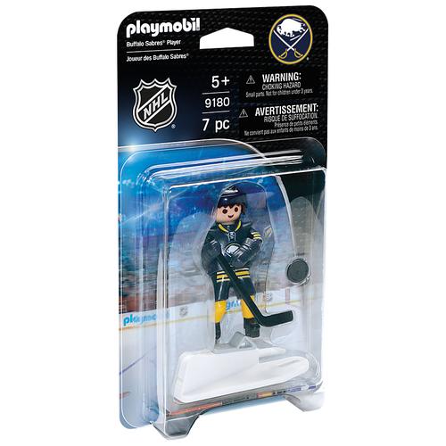 Купить Конструктор Playmobil NHL 9180 Игрок Buffalo Sabres, Конструкторы