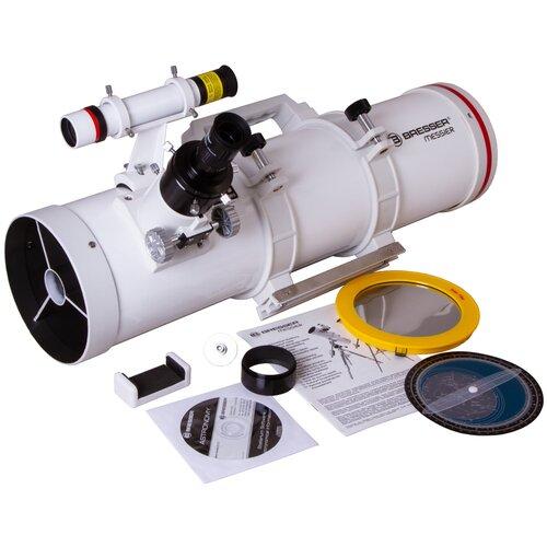 Фото - Оптическая труба BRESSER Messier NT-130S/650, 74294 белый оптическая труба bresser messier nt 150s 750 hexafoc 73785 белый