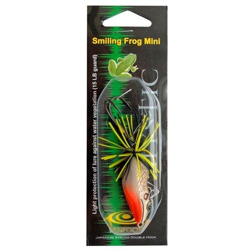 Приманка-лягушка Smiling Frog Mini ( Длина (мм) 45; Вес (гр.) 6,5 / 005)