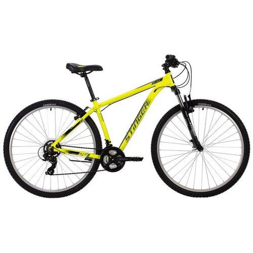 Горный (MTB) велосипед Stinger Element STD 26 (2020) зеленый 18 (требует финальной сборки)