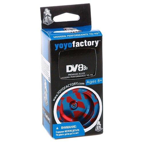 Фото - Йо-йо YoYoFactory DV888 Splash yoyo factory йо йо yoyofactory yyf dv888 4х5 см