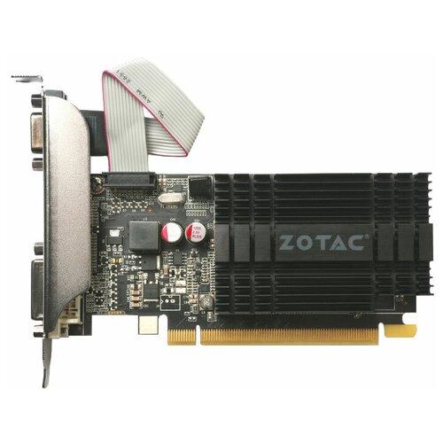 Видеокарта ZOTAC GeForce GT 710 2GB (ZT-71302-20L), Retail