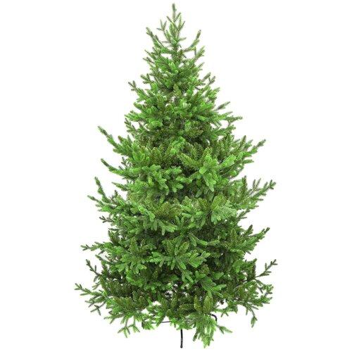 Фото - Царь елка Ель искусственная Идеал, 210 см царь елка ель искусственная маг зеленая 90 см