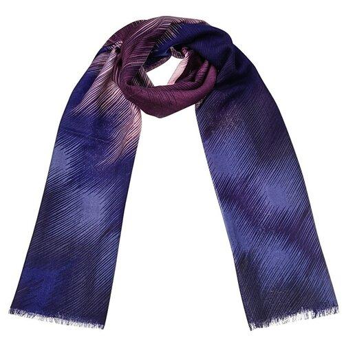 Шарф Dr.Koffer S810709-135 100% шерсть фиолетовый