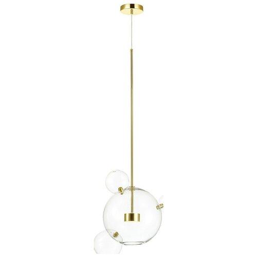 Фото - Потолочный светильник Odeon Light Bubbles 4640/12LA, 12 Вт потолочный светильник odeon light bubbles 4640 12la 12 вт