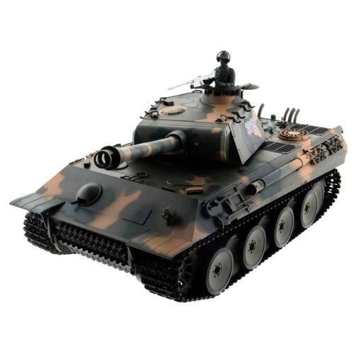 Танк Heng Long Panther (HL3819-1) 1:16 54 см хаки