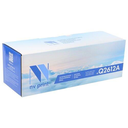 Картридж NV Print Q2612A для HP, совместимый