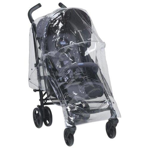 Chicco Дождевик для коляски бесцветный