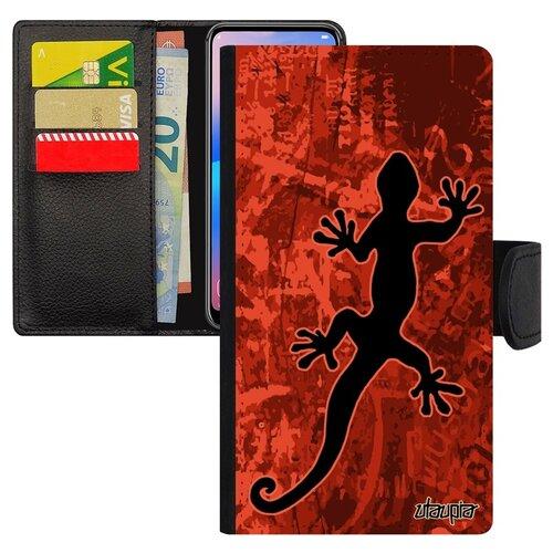 Чехол книжка на мобильный Xiaomi Redmi note 6 Pro,