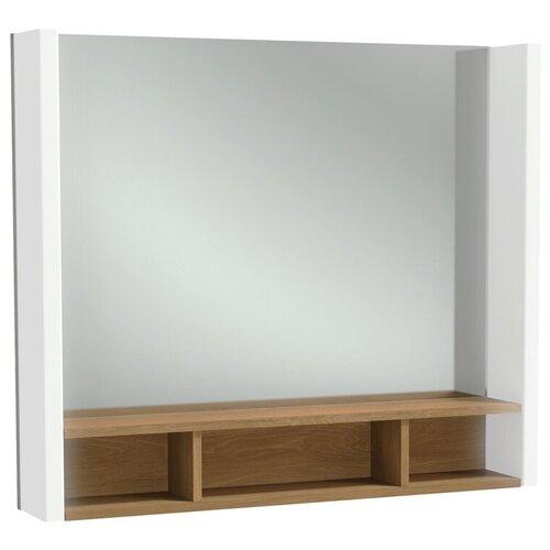 Фото - Зеркало Jacob Delafon Terrace EB1181-NF 80х68.5 см в раме зеркало jacob delafon terrace eb1182 nf