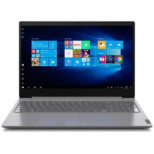 Фото - Ноутбук Lenovo V15 IIL (Intel Core i3 1005G1 1200MHz/15.6/1920x1080/4GB/128GB SSD/Intel UHD Graphics/Windows 10 Home) 82C500PPRU, Iron Grey ультрабук lenovo v14 iil 14 1920x1080 intel core i3 1005g1 256 gb 4gb intel uhd graphics серый windows 10 professional 82c400sfru