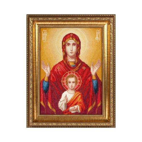 Купить Набор для вышивания «Panna» ЦМ-1333 Икона Божией Матери Знамение, Наборы для вышивания