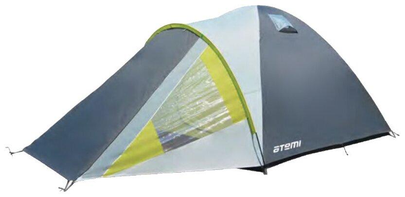 Палатка ATEMI ENISEY 4CX — купить по выгодной цене на Яндекс.Маркете в Москве