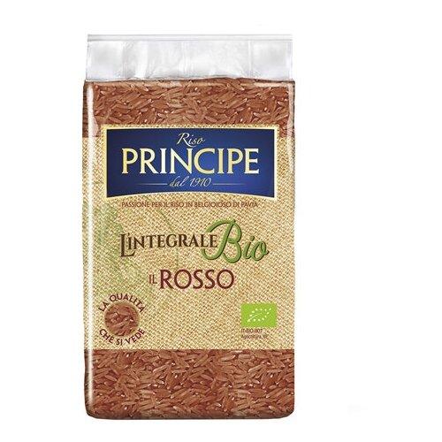 хлебцы рисовые riso scotti basmati 120 г Рис красный цельнозерновой длиннозёрный Rosso, органический Riso Scotti 500 г