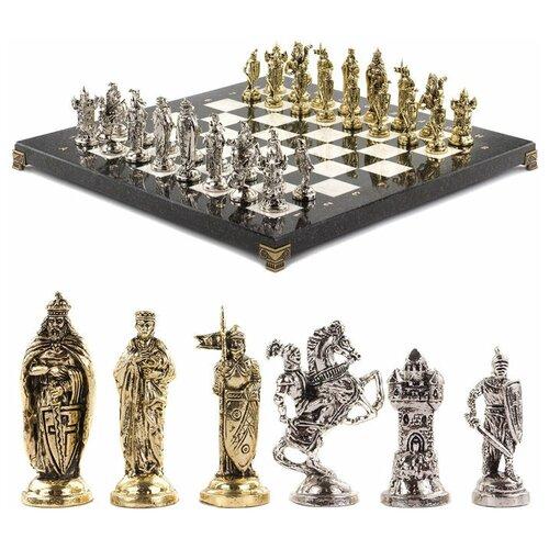 Уральский сувенир Шахматы из мрамора