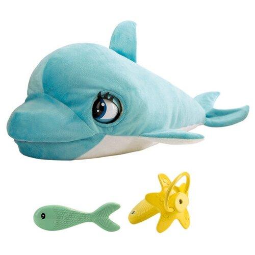 IMC Toys Интерактивный дельфин Blu Blu (7031) на батарейках Блу Блу IMC toys