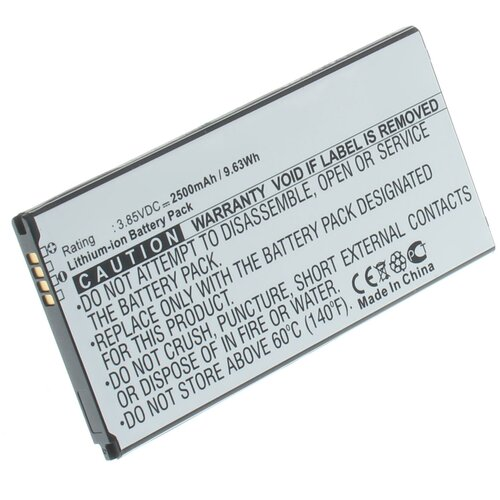 Аккумуляторная батарея iBatt 2500mAh для Samsung SM-J510FN, SM-J510FN/DS, SM-J510F, SM-J510F/DS, SM-J510H/DS, SM-J5108, SM-J510S, SM-J510L, SM-J510GN/DS