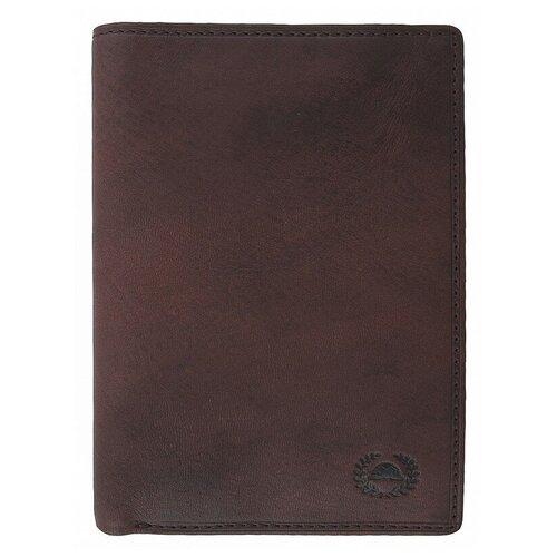 Обложка для паспорта и Tony Perotti Vintage, мужская, натуральная кожа, коричневый