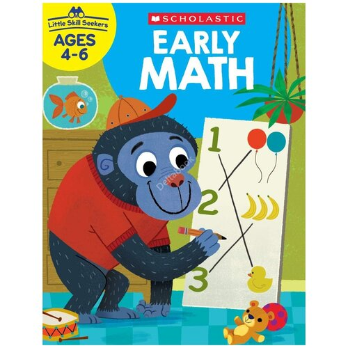 Little Skill Seekers: Early Math publishers macmillan busy lion cubs