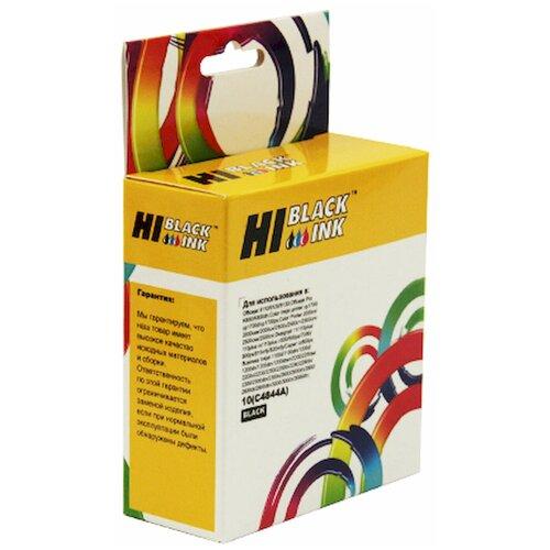 Картридж струйный совместимый Hi-Black №10 / C4844A , черный (HB-C4844A)