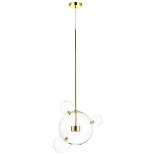 Фото - Светильник подвесной BUBBLES 4640/12LA потолочный светильник odeon light bubbles 4640 12la 12 вт