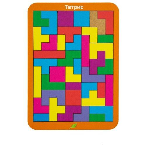 Деревянный тетрис, классика LivCity н00046