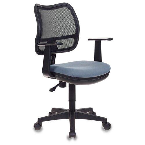 Компьютерное кресло Бюрократ CH-797 детское, обивка: текстиль, цвет: 26-25 компьютерное кресло бюрократ ch w797 abstract детское обивка текстиль цвет мультиколор абстракция