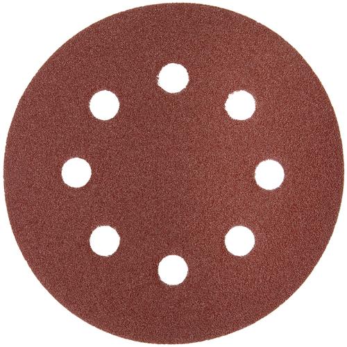 Фото - Шлифовальный круг на липучке ЗУБР 35562-125-120 125 мм 5 шт шлифовальный круг на липучке fit 39666 125 мм 5 шт