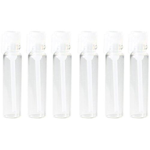 Пробники (фиолки) Aromaprovokator для духов 2 ml крышка белая набор 500 штук