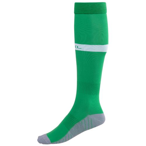 Гетры Jogel размер 35-37, зеленый/белый