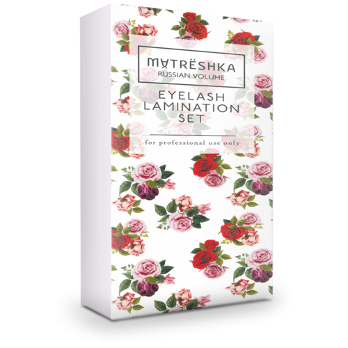 Matreshka Набор для ламинирования ресниц  - Купить