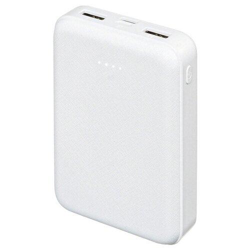 Фото - Аккумулятор Buro T4-10000, 10000mAh, белый аккумулятор buro rc 21000 белый коробка