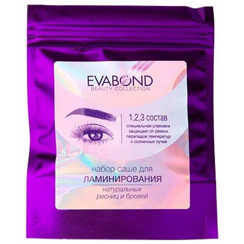 Купить EVABOND Набор для ламинирования ресниц и бровей в саше