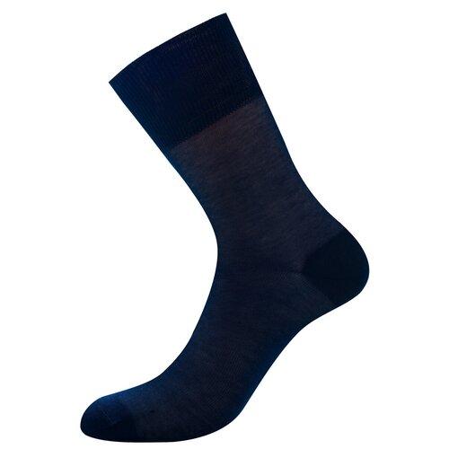 Фото - Носки Philippe Matignon PHM701, размер 42-44, blu носки philippe matignon phm701 размер 45 47 nero