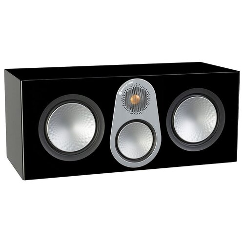 Акустические системы Monitor Audio Silver series C350 Black Gloss