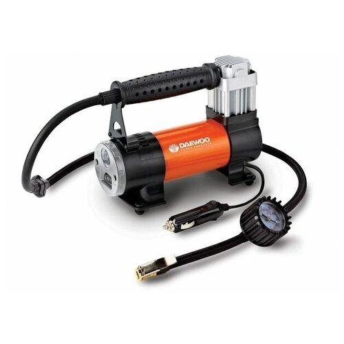 Фото - Компрессор автомобильный DW 75L DAEWOO пылесос автомобильный daewoo power products davc100 черный оранжевый