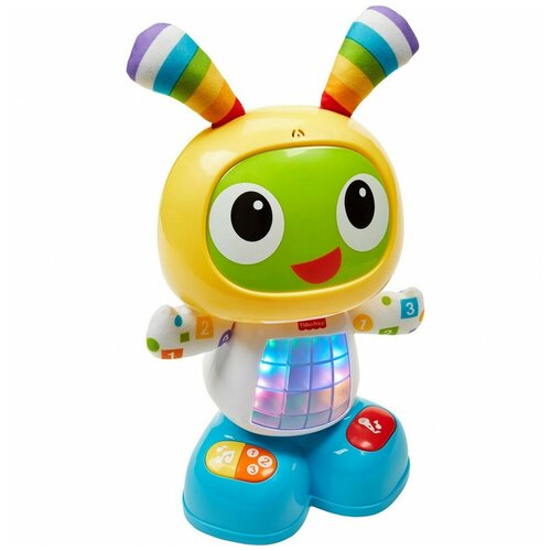 Фото - Обучающий робот Fisher Price Бибо обучающий робот fisher price бибо