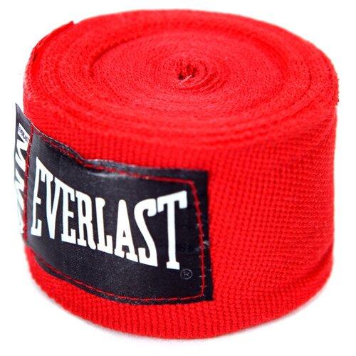 Кистевые бинты Everlast 4453 MMA красный