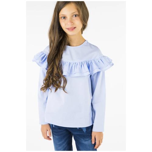 шапка для мальчика acoola estrel цвет темно голубой 20136400052 600 размер s 52 Блузка Acoola размер 116, голубой