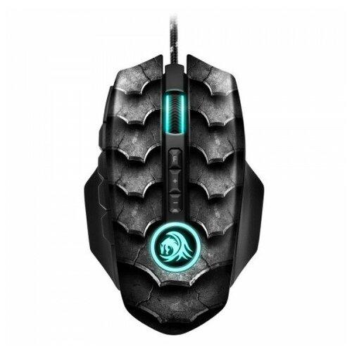 Sharkoon Drakonia II Black Игровая мышь (12 кнопок 15000 dpi USB RGB подсветка)