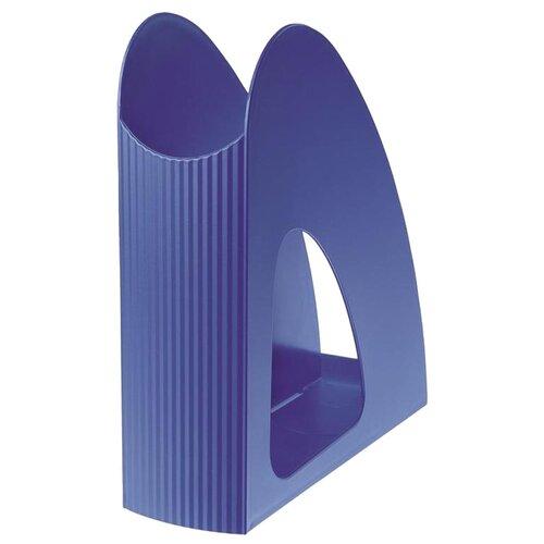 Лоток вертикальный для бумаги HAN Twin синий