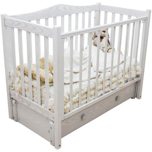 детские кроватки можга красная звезда с 561 лука Кровать Красная звезда С 561 Лука (белый)