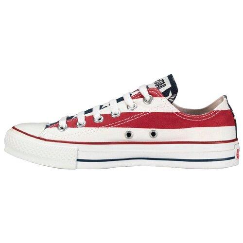 Кеды Converse Chuck Taylor All Star размер 41, white/blue/red