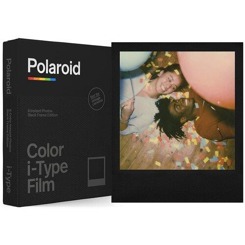 Фото - Картридж Polaroid Color Film Black Frame картридж polaroid duochrome film 600 black