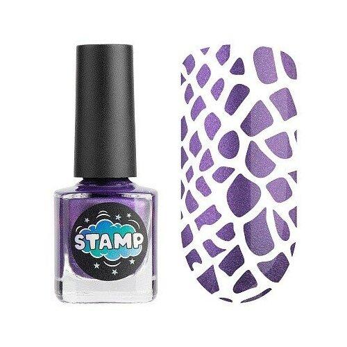 Купить Irisk, Stamp Chrome - лак-краска для стемпинга №007, 8 мл, Irisk Professional