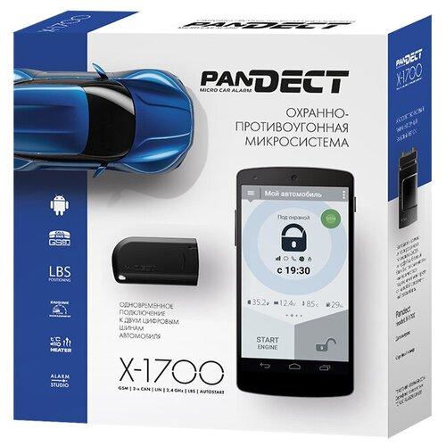 Фото - Автосигнализация Pandect X-1700 автосигнализация pandect x 1800 l